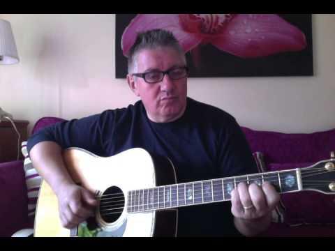 Paul Rees Guitar Tips - Roxanne acoustic tutorial