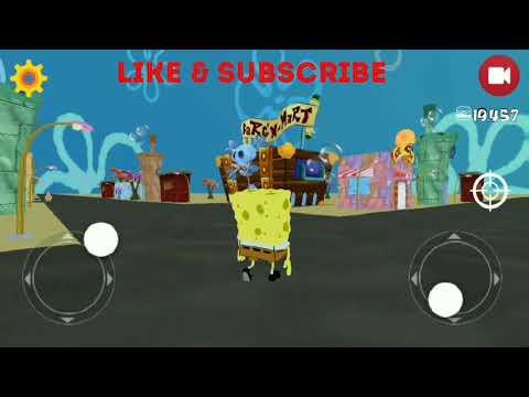 Game Spongebob Squarepants 3D Keren Android