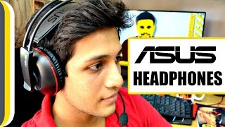 ASUS CERBERUS Gaming headset UNBOXING & REVIEW by Ur IndianConsumer