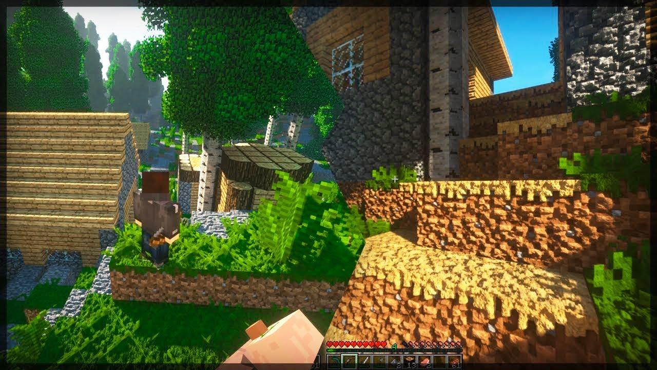 Minecraft Grafik Mods
