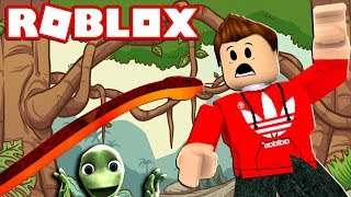 ESCAPE THE SCARY SAFARI IN ROBLOX!