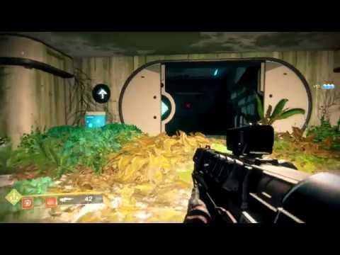 Destiny 2 Arcology Walk-around