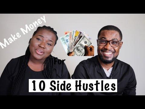 Top 10 Side Hustles in Nigeria || Lagos Talks || Bemi.A