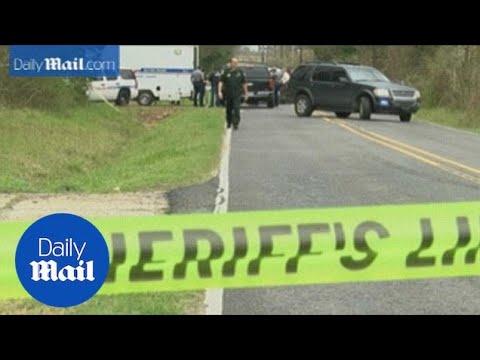 US Deputy Marshal killed in Louisiana shootout - Daily Mail