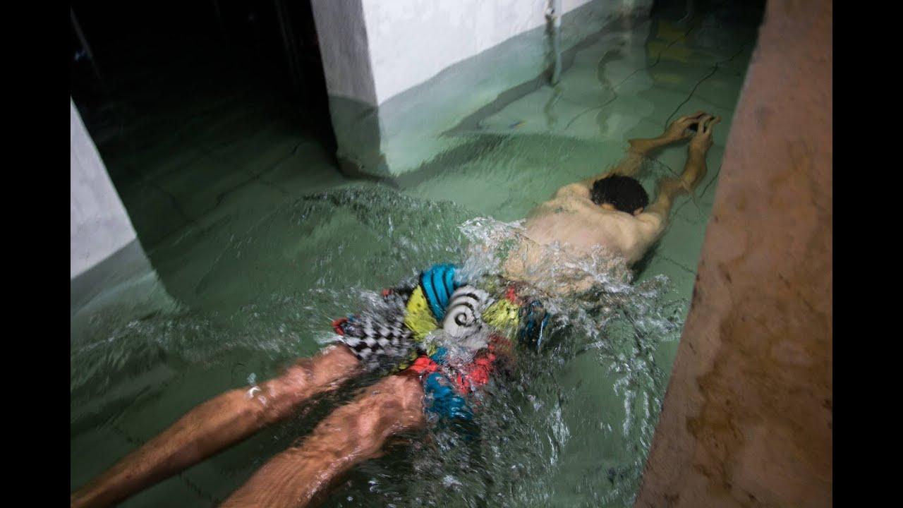дренаж отводим воду с подвала