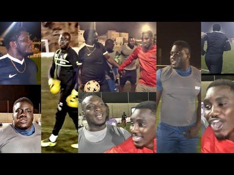 Football: équipe Wally Seck bat équipe Balla Gaye 2 avec Sa Thiés et Ama Baldé 3-2