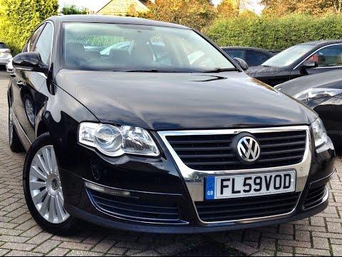 Volkswagen Passat 2.0 Highline TDI CR DPF 4dr DSG for Sale at CMC-Cars, Near Brighton, Sussex
