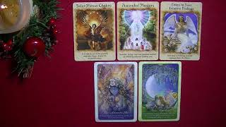 TAURUS ~ A SPECIAL Holiday Oracle Reading for You