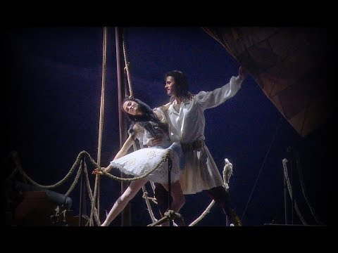 LE CORSAIRE - Bolshoi Ballet in Cinema (Official trailer)