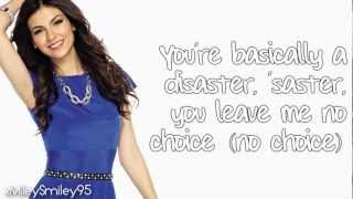 Victorious Cast ft. Victoria Justice - Faster Than Boyz (with lyrics) thumbnail