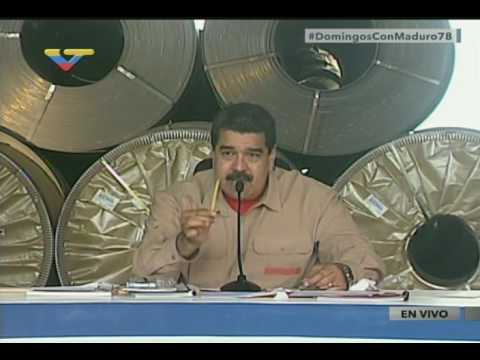 Explican cómo funciona Sidor, la siderúrgica venezolana de hierro y acero