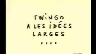 Spot Twingo 1994