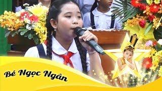 Ngày Xa Mái Trường | Bé Ngọc Ngân hát tại Lễ Tổng Kết Năm Học trường Tiểu Học Nguyễn Trãi