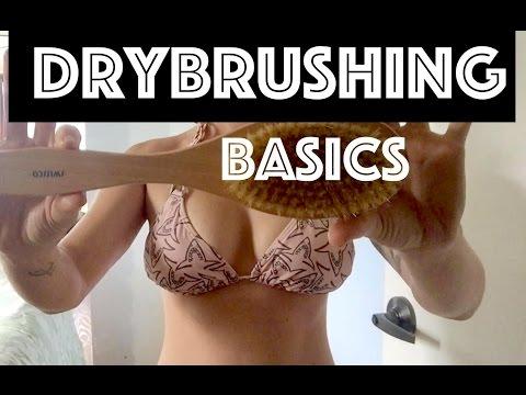 Dry Brushing Basics - Why and How To Drybrush
