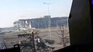 Уничтожение логова Киборгов  ЛНР ДНР  Война на Украине 2014