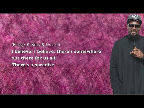 Chance The Rapper - Somewhere In Paradise (ft. Jeremih & R. Kelly) - Lyrics