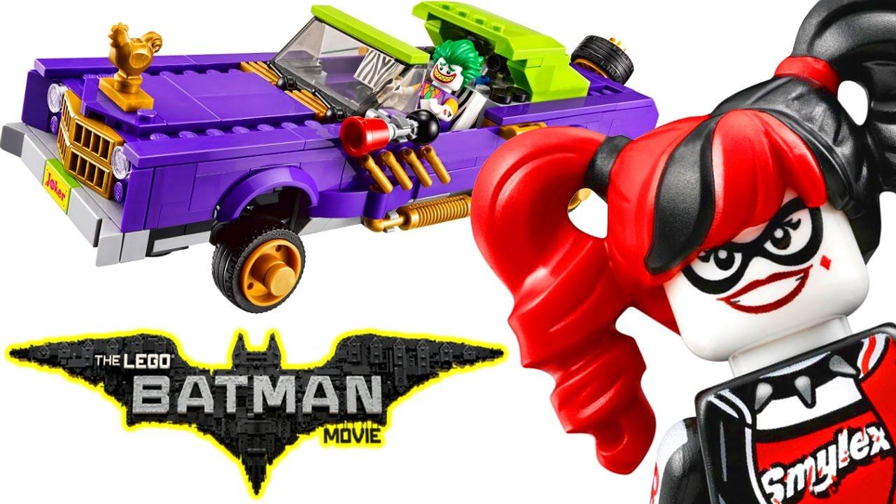 lego batman movie joker notorious lowrider 70906 lego. Black Bedroom Furniture Sets. Home Design Ideas