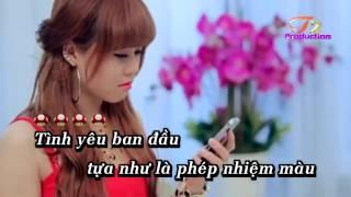 Vừa Đi Vừa Khóc-Cao Tùng Anh Karaoke HD