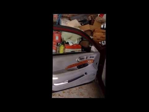 2001 Buick LeSabre Limited Driver Window Regulator