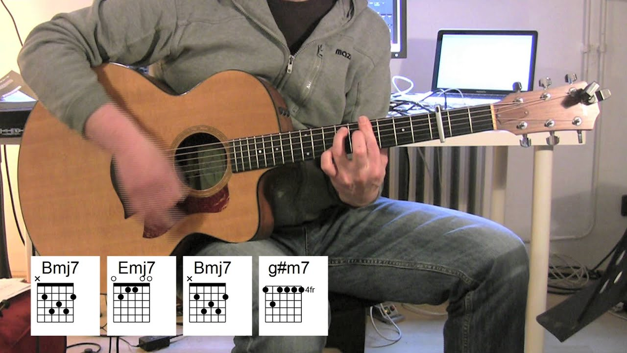 Wouldn't It Be Nice - Acoustic Guitar, chords, original ... - photo#41