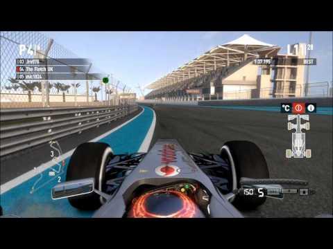 ARL F1 2011 (F1/GP2) - Round 18 - Abu Dhabi