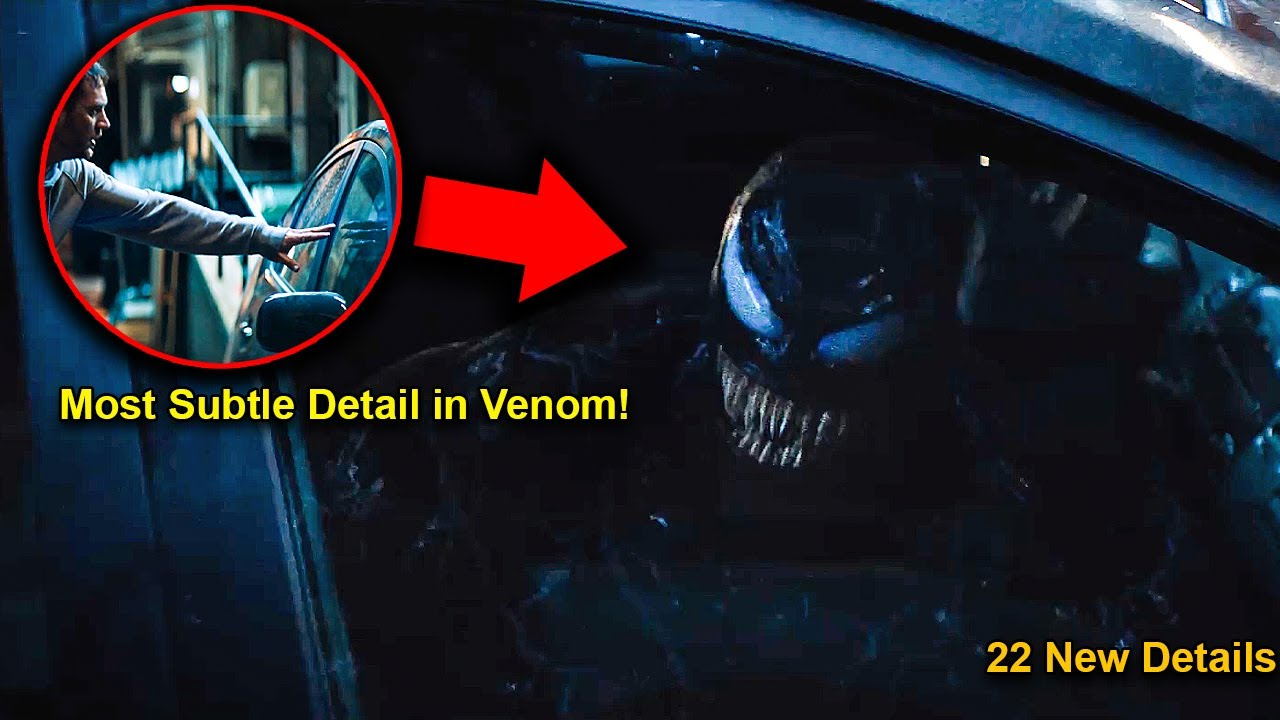 I Watched Venom in 0.25x Speed and Here's What I Found