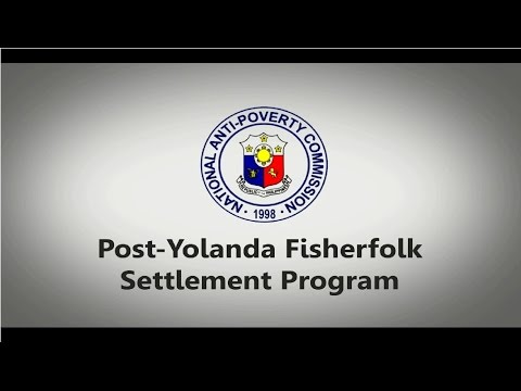 Fisherfolk Settlement Program