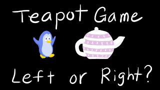 Teapot Game - Left or Right? - I'm a Little Teapot - The Kids' Picture Show (Fun & Educational)