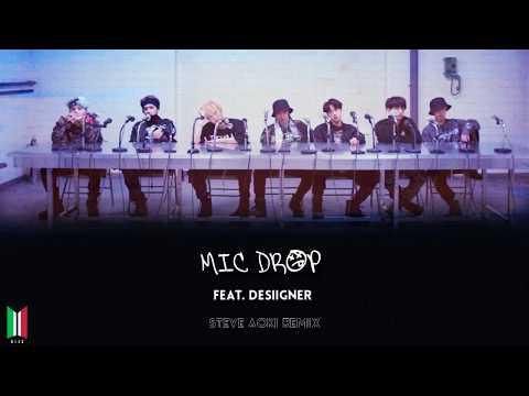[SUB ITA] BTS - MIC Drop (Feat. Desiigner) [Steve Aoki Remix]