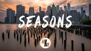 Rival & Cadmium - Seasons (Lyrics Lyric Video) feat. Harley Bird