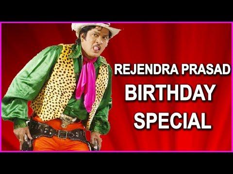 Rajendra Prasad Birthday Special Video - Jabardasth Comedy Scenes | Rose Telugu Movies