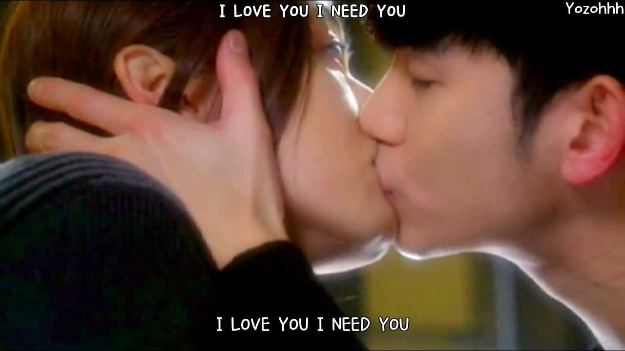 Just - I Love You FMV (You Who Came From The Stars OST)[ENGSUB + Romanization + Hangul]