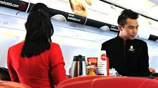 AirAsia Wonderful Flight Experience: AK704 Singapore to Kuala Lumpur