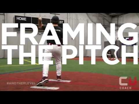 Baseball Tips How To Frame Pitch
