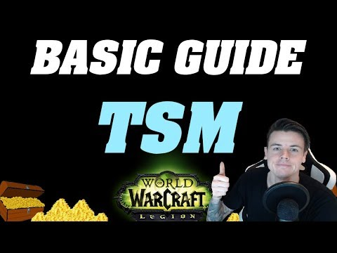 World Of Warcraft : Basic TSM Guide
