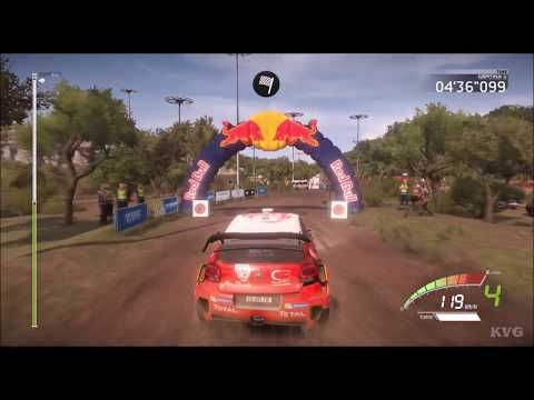WRC 7 - YPF Rally Argentina - Gameplay (PC HD) [1080p60FPS]
