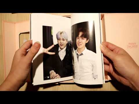 [UNBOXING] BTS 4th Muster (Happy Ever After) DVD - Korean Ver.