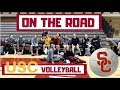 ON THE ROAD WITH USC WOMEN'S VOLLEYBALL