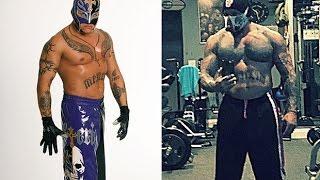WWE GÜREŞÇİLERİNİN KASLARINDAKİ DEĞİŞİM ( BÖLÜM 2 )