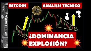 Bitcoin DOMINANCIA ¿BREAKING OUT?   Btc/Criptomonedas
