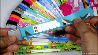 Обзор информационных детских браслетов infoband