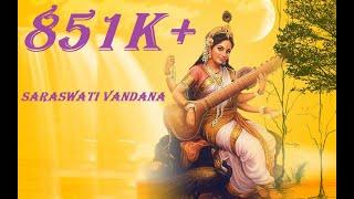 He swar ki devi maa Saraswati Vandana by Rajesh Upadhyay