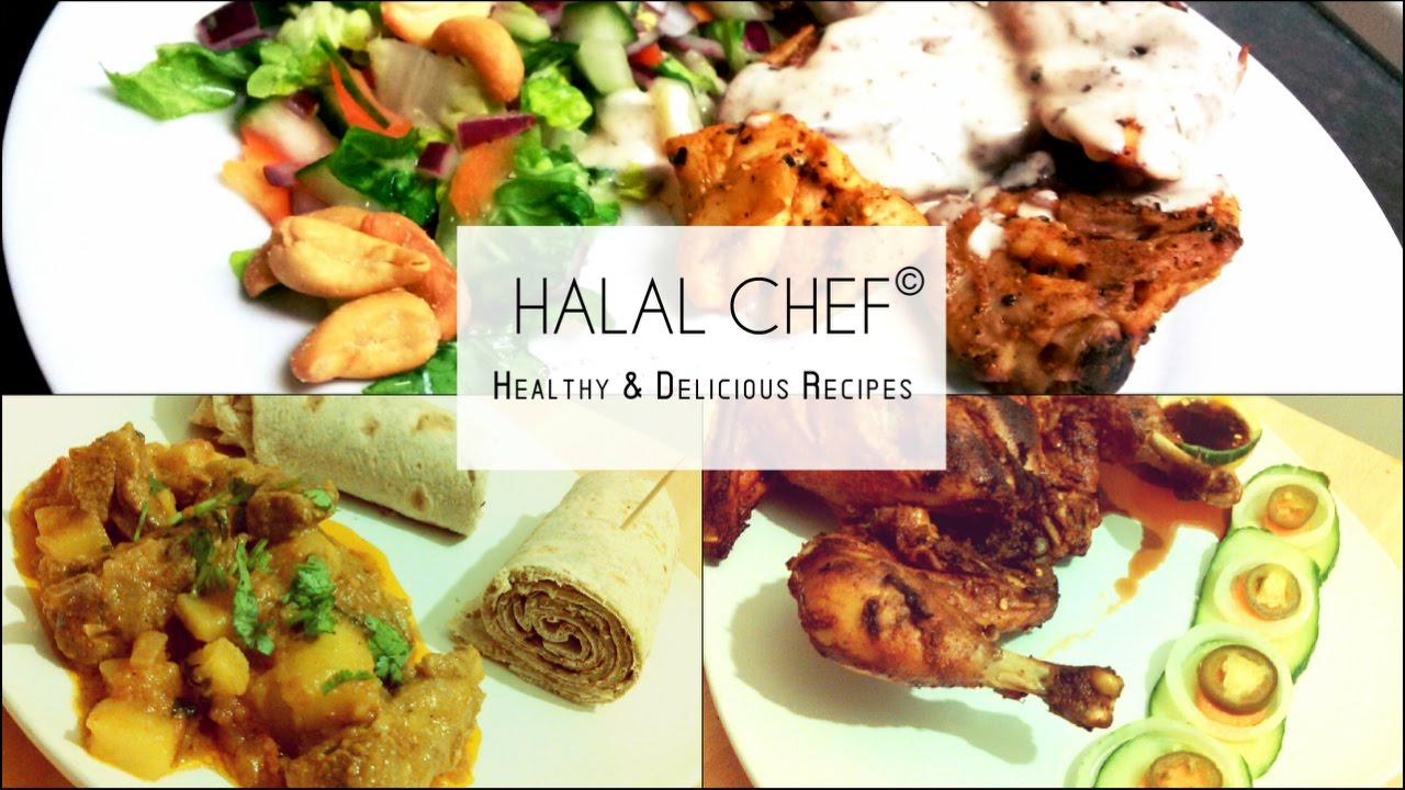 Halal chef healthy delicious recipes youtube halal chef healthy delicious recipes forumfinder Image collections