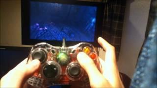 amnesia with xbox controller