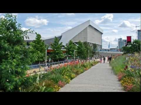 The Olympic Park: a Landscape Legacy