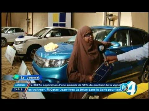 Télé Djibouti Chaine Youtube : JT en Somali du 16/07/2017