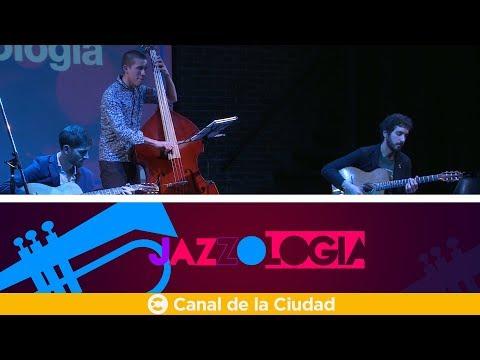 """<h3 class=""""list-group-item-title"""">Especial Festival Internacional Django Argentina y más en Jazzología</h3>"""