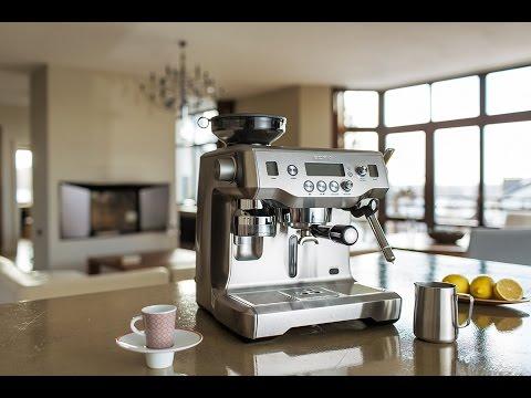 Ценителям кофе: обзор идеальной кофемашины BORK C805 от бариста Арсения Кузнецова