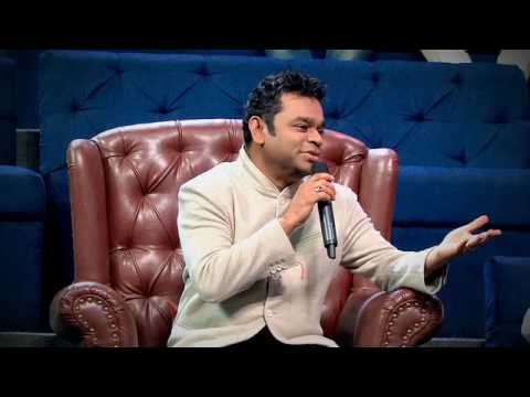 AR Rahman On SaReGaMaPa Lil Champs! (ZEE TV Caribbean)