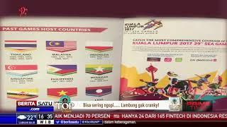 Bendera Indonesia Terbalik di Buku SEA Games, Ini Respon Menpora Malaysia